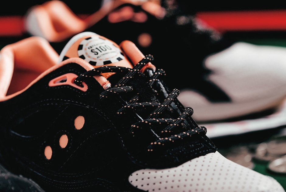 "Saucony G9 Shadow 6 X Featue – ""High Roller"""