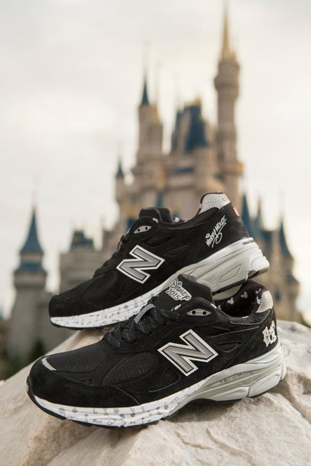 New Balance X Walt Disney World Marathon 2015