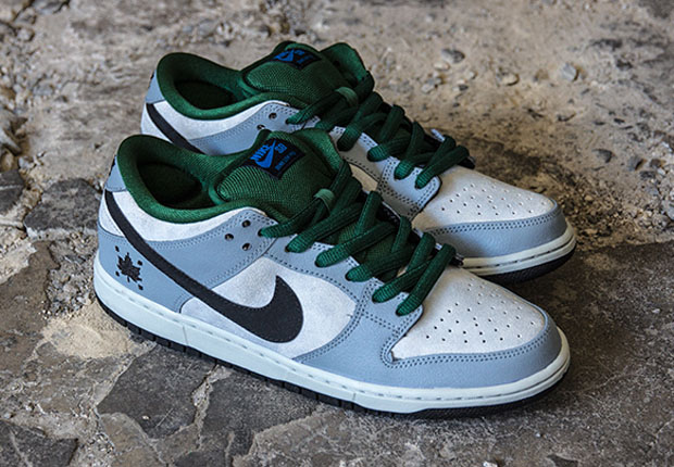 "Nike Dunk SB Low ""Maple Leaf"" – Preview"