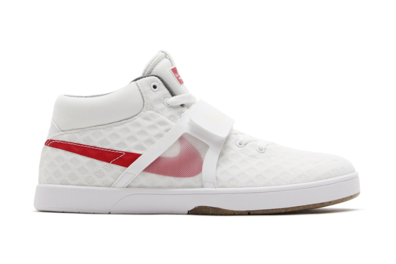 Nike SB Eric Koston Mid R/R – White/Gym Red-Black-Gum Medium Brown