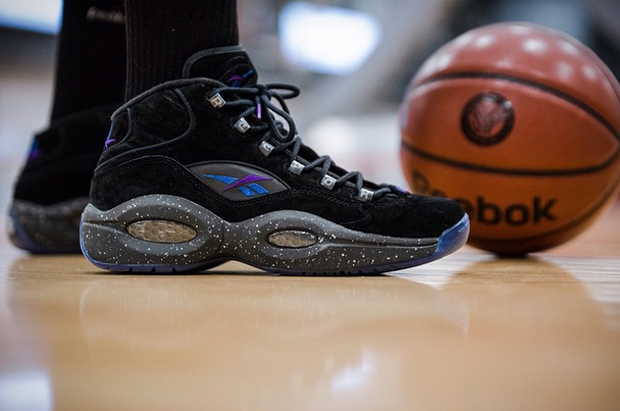 Reebok Question X Packer Shoes X Sneakersnstuff – 'Token 38′