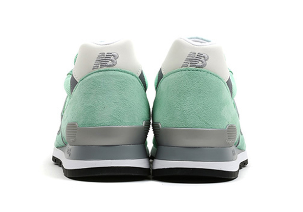 "New Balance 996 Made in USA – ""Mint"""