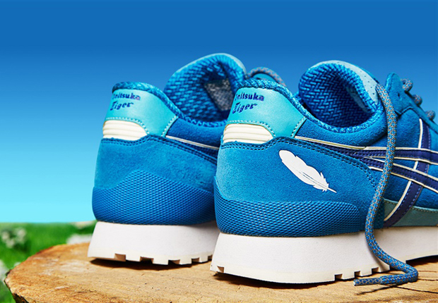 "Onitsuka Tiger Colorado 85 x END. – ""Bluebird"" Teaser"