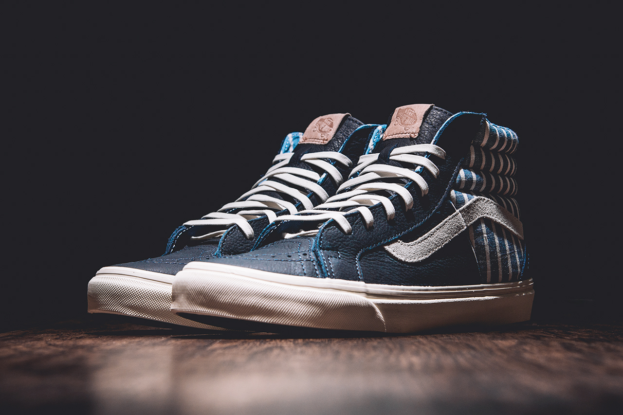 Vans CA SK8-Hi LX 'Dress Blues'
