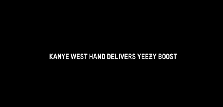 Adidas Originals By Kanye West Yeezy Boost – Vídeo de Lançamento