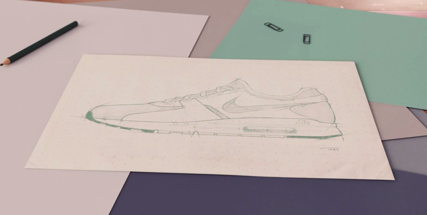 Nike Air Max Day 2015: A Mesa Do Tinker Hatfield – Vídeo