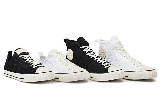 Converse Chuck Taylor All Star 'Mono Weave Pack'