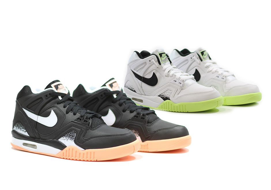 Nike Air Tech Challenge II – SU15 – Preview