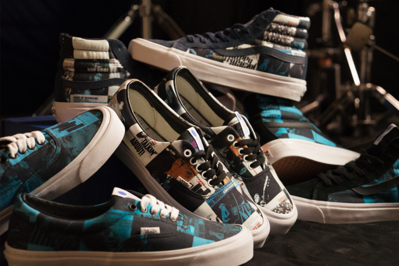 Vans X DQM X Blue Note Records