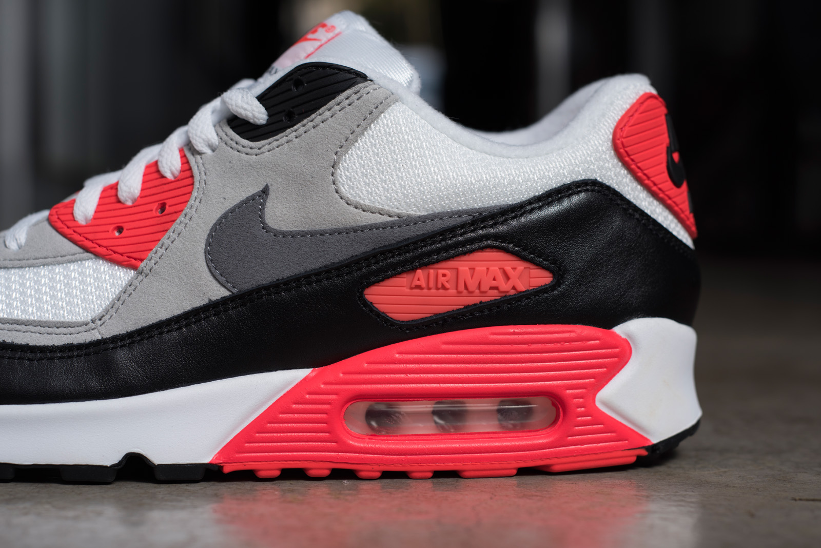 f9d404f68f5 Nike Air Max 90 25th Anniversary - Infrared OG - SneakersBR