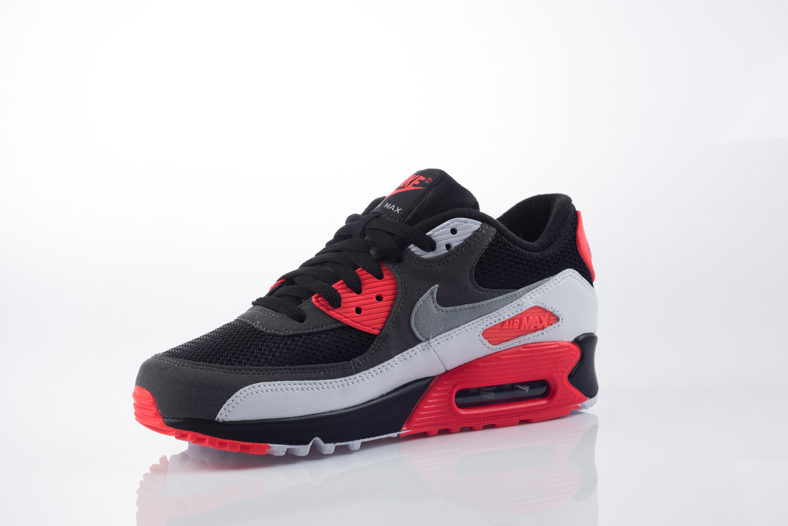 03af56aba39 Nike Air Max 90 25th Anniversary - Infrared Reverse - SneakersBR