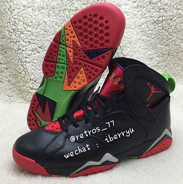 Air Jordan 7 'Marvin The Martian' – Preview