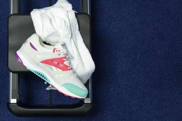 Reebok X Foot Patrol – Ventilator 25th Anniversary 'Hotstepper'