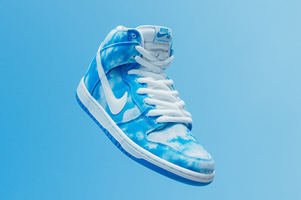 "Nike SB Dunk High – ""Clouds"""