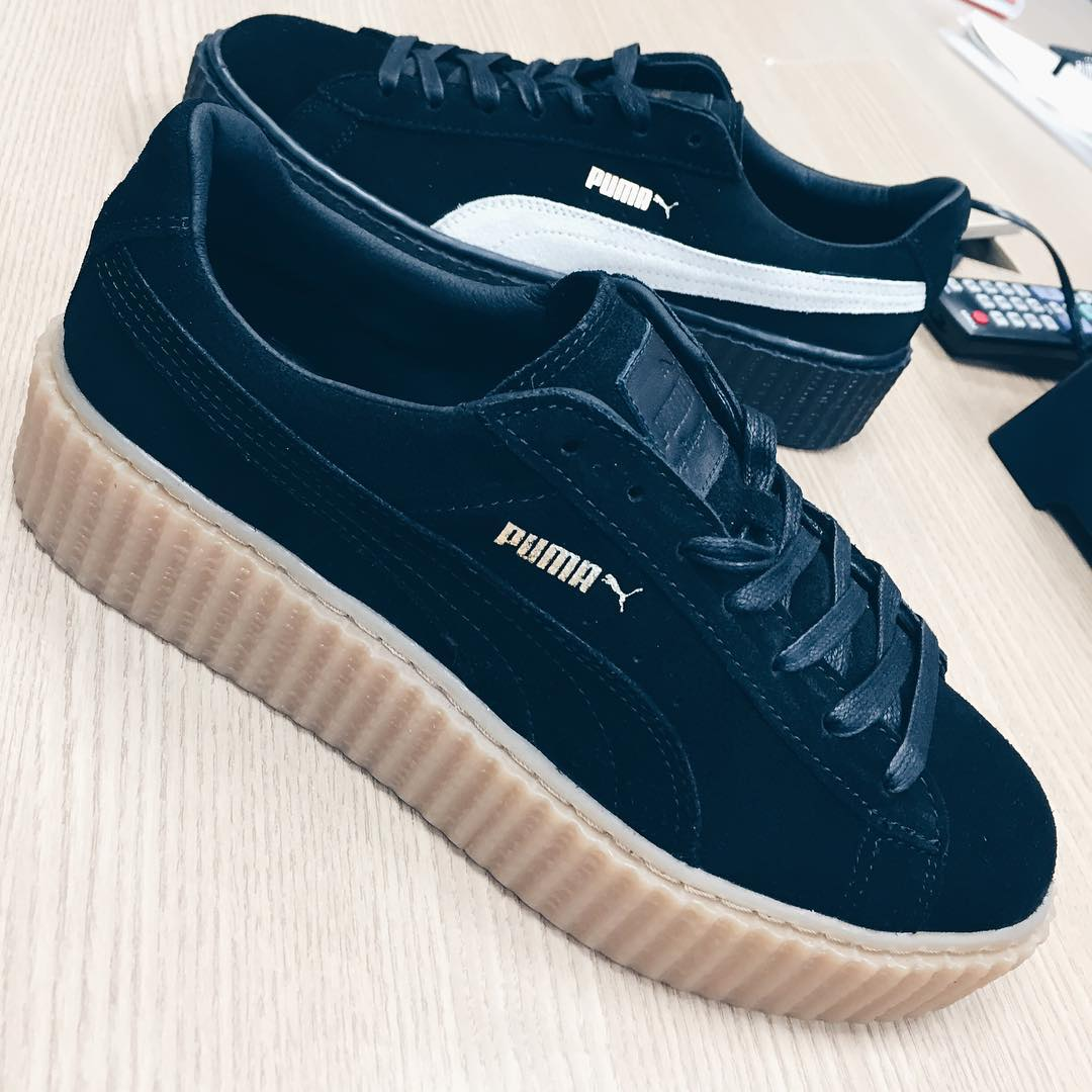 puma  badgalriri  The Creeper Sexta dia 259 nohellip