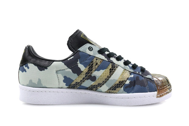 Adidas Oddity Series Superstar Camo