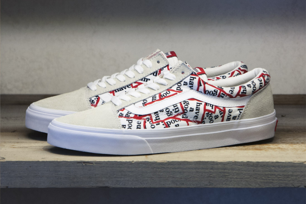 Vans Old Skool x Have a Good Time