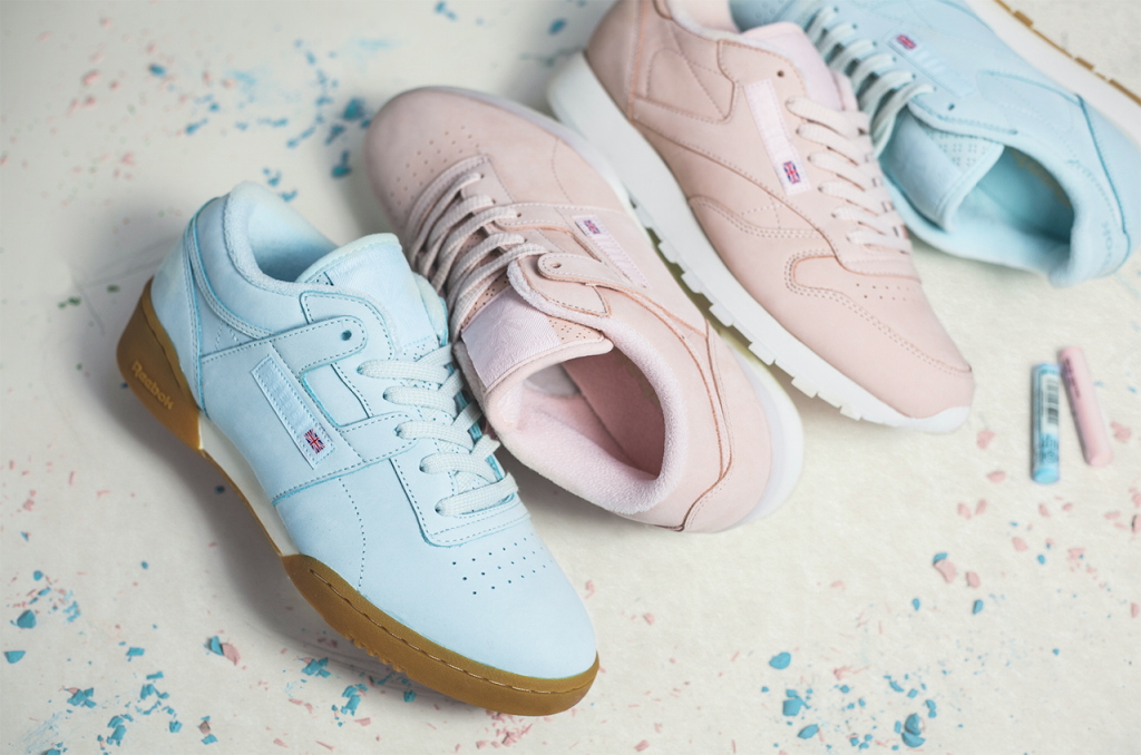 "Reebox X Size? – ""Pastels Pack Part 2″"