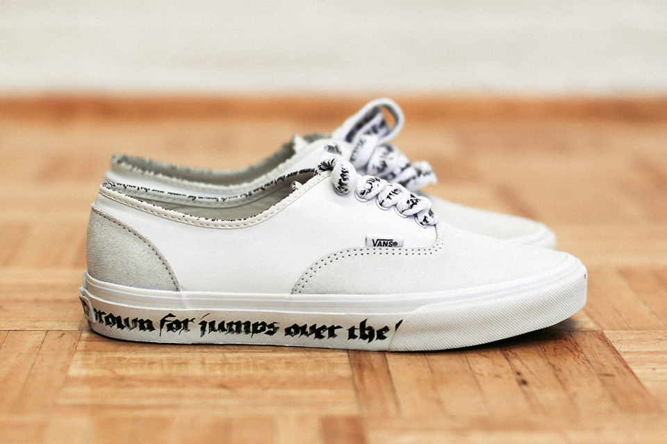 Vans Authentic X N.Hollywood