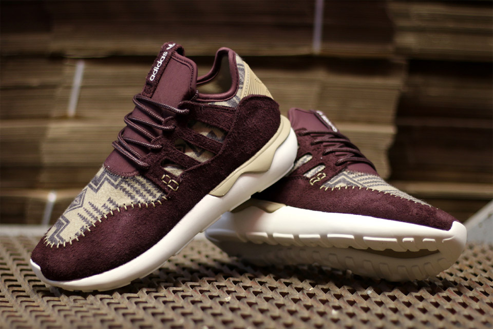"Adidas Originals Tubular Moc Runner ""Native American"""