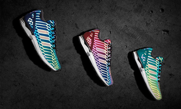 adidas ZX Flux 'Xeno Negative' Pack