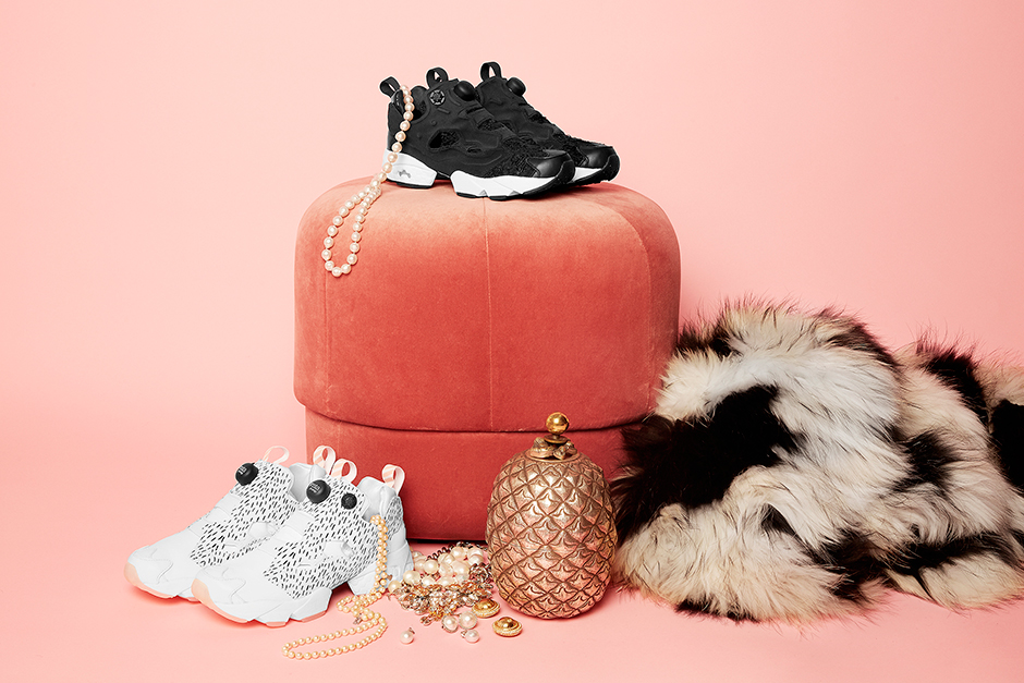 Reebok Insta Pump Fury X Naked – 'Dynasty Pack'