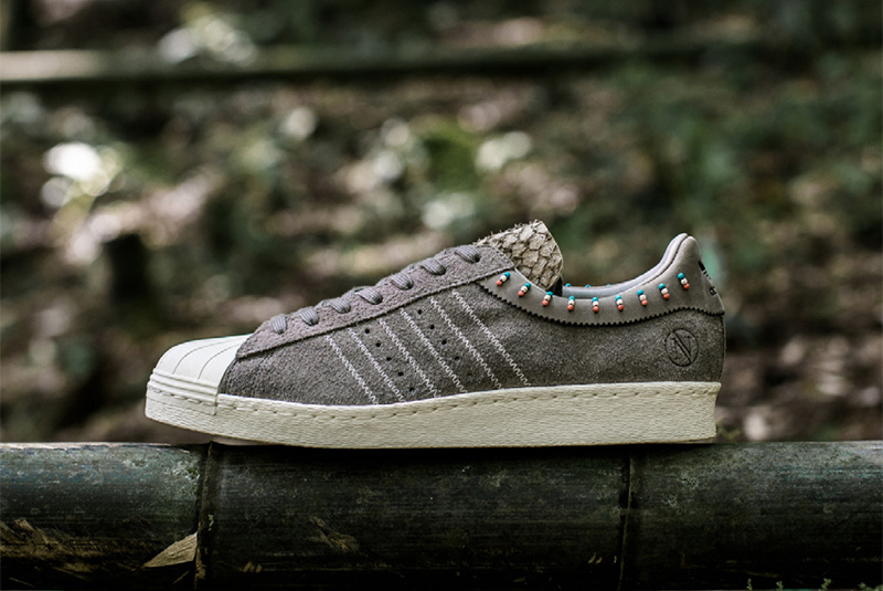 adidas Consortium X Invincible – Superstar 80s