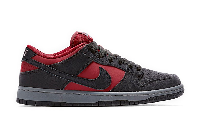 Nike SB Dunk Low 'Red Wine'