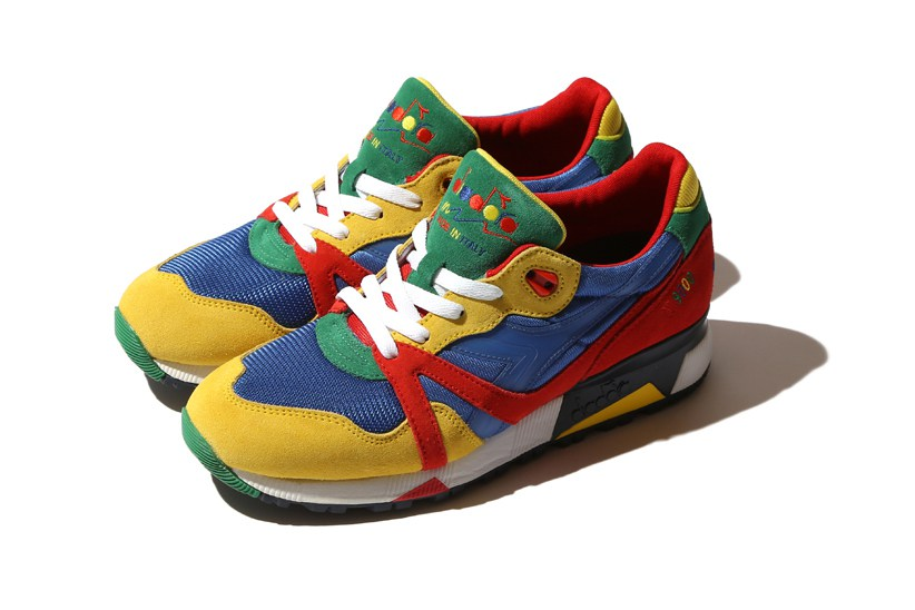 Diadora X Beams T – Rainbow Collection