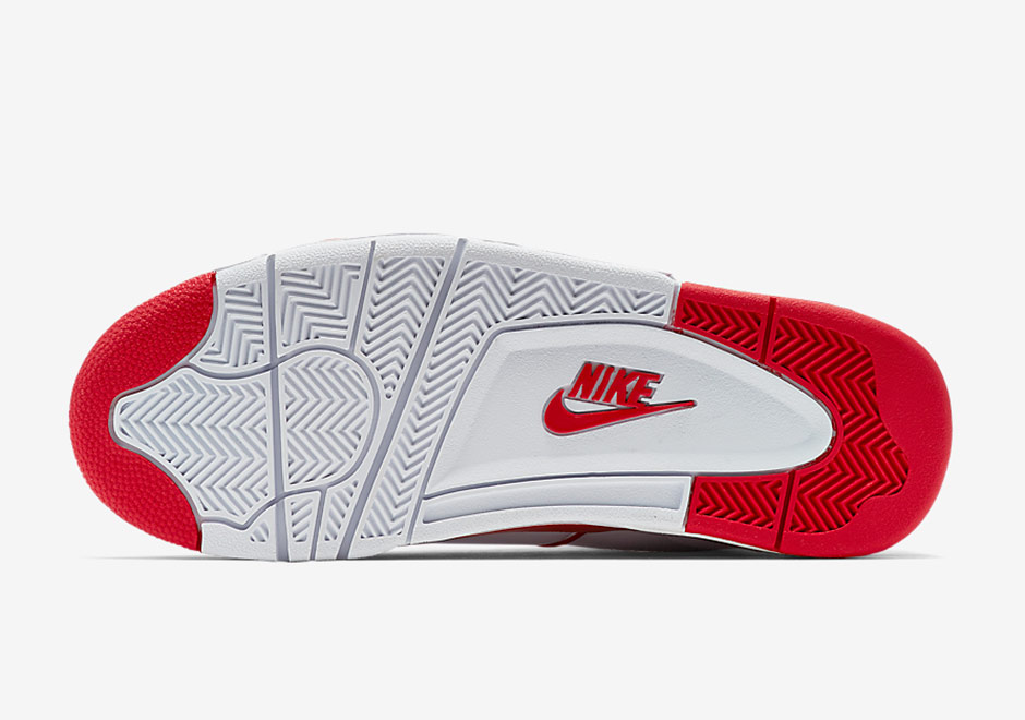 New Arrival 2015 Nike Air Flight 89 Red Suede