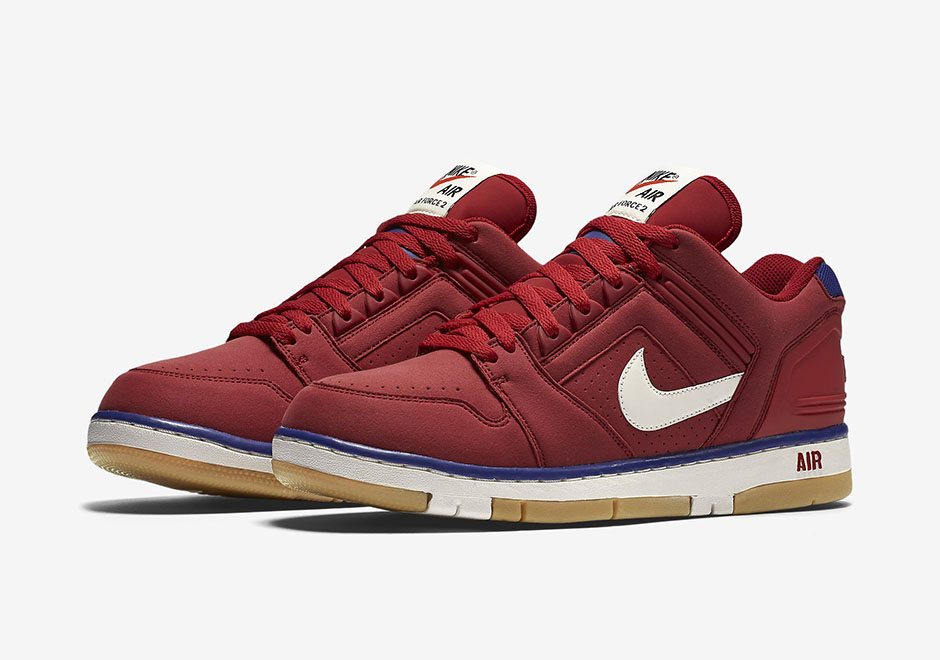 nike-air-force-2-low-gym-red-1