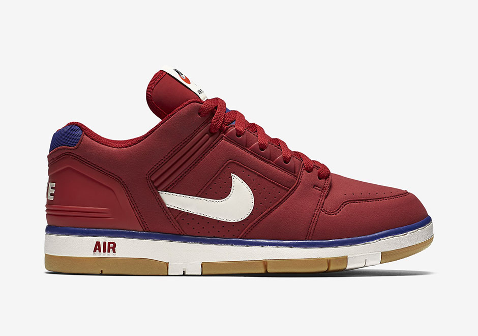 nike-air-force-2-low-gym-red-2