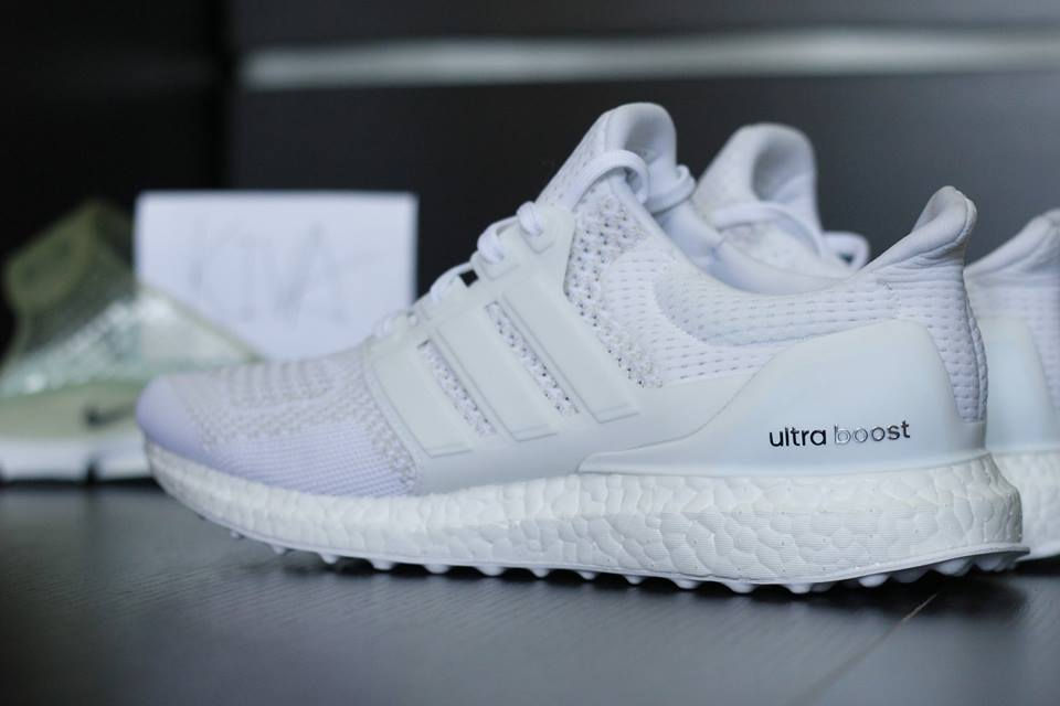adidas Ultra Boost 'Triple White' – Preview