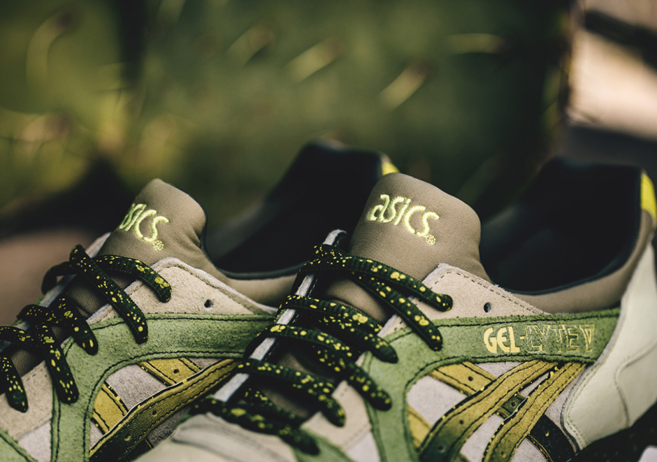 ASICS GEL-Lyte V X Feature – Prickly Pear
