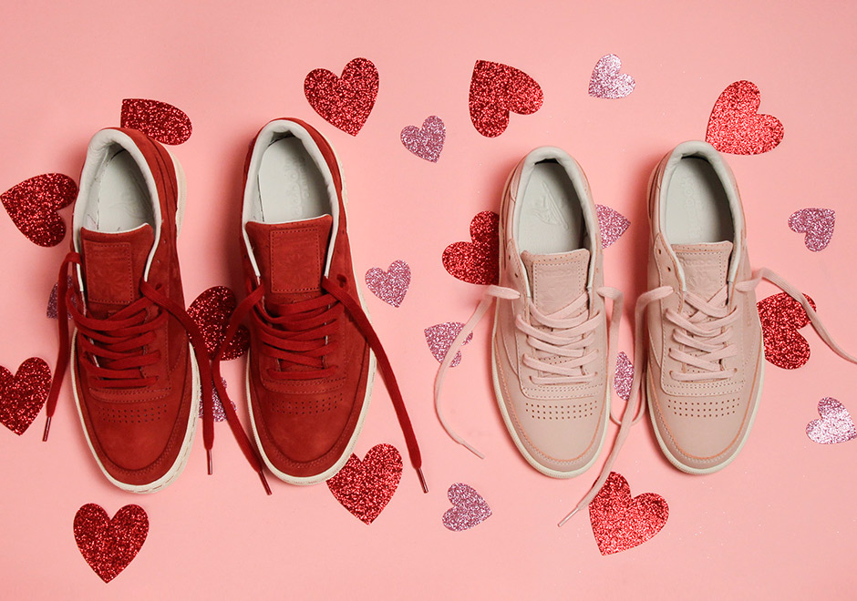 Reebok X High Point – Club C 'Valentine's Day'