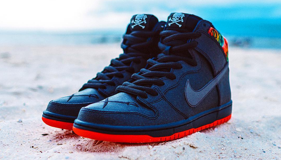 Nike SB Dunk High 'Gasparilla'