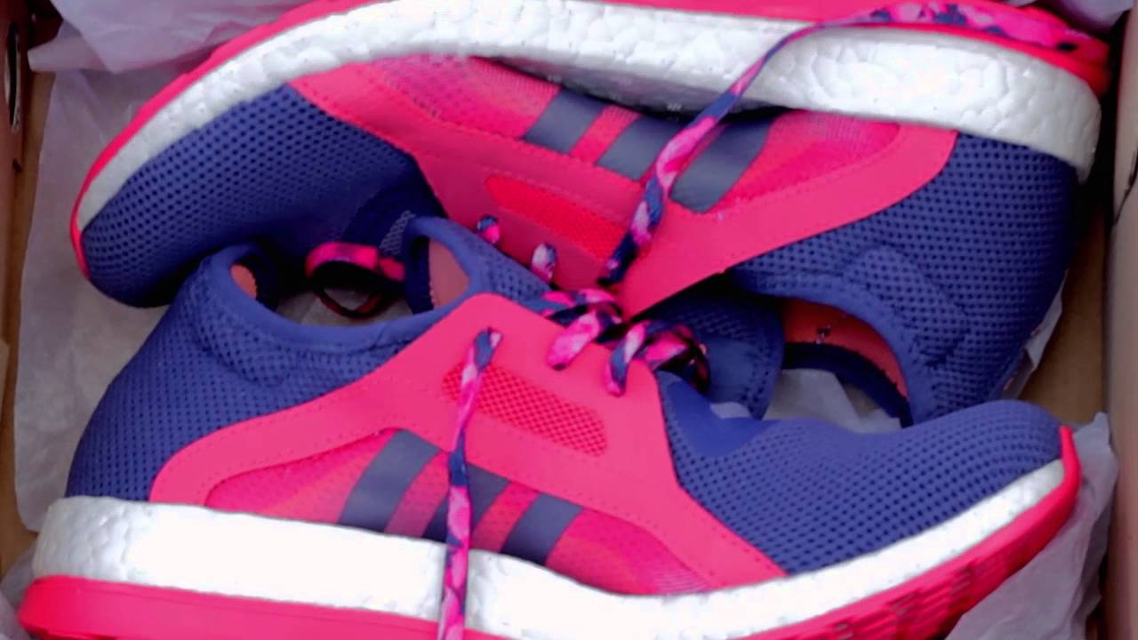 Adidas PureBOOST X – Unboxing E On-Feet Video