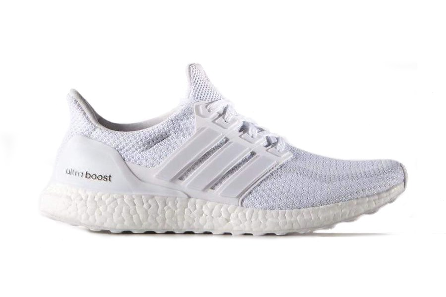 adidas ultra boost all white tumblr. Black Bedroom Furniture Sets. Home Design Ideas