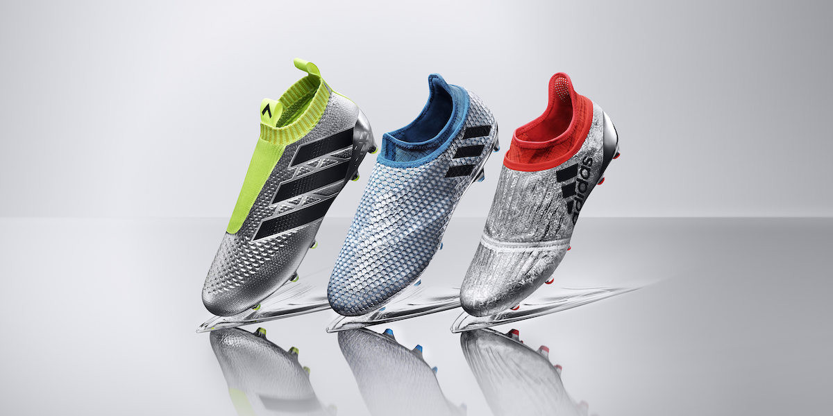 adidas Football 'Trophy' Pack