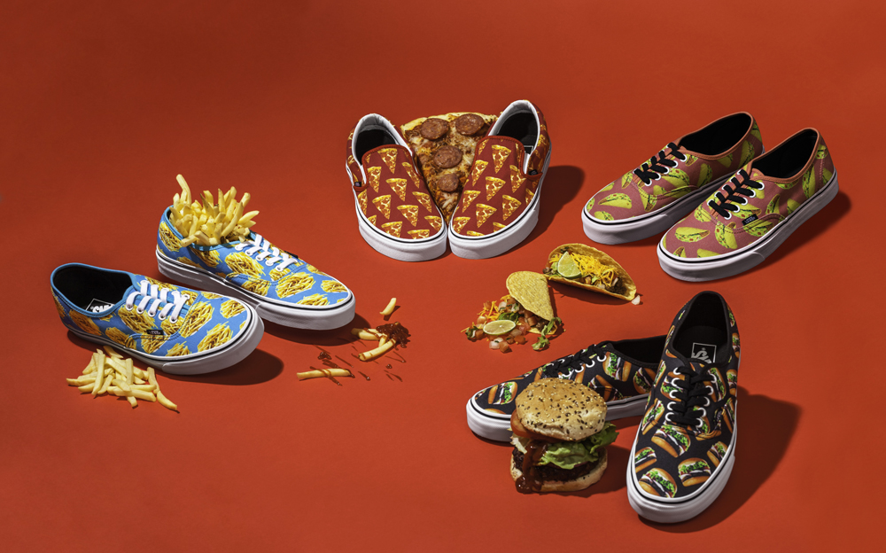 Vans 'Late Night' Pack No Brasil