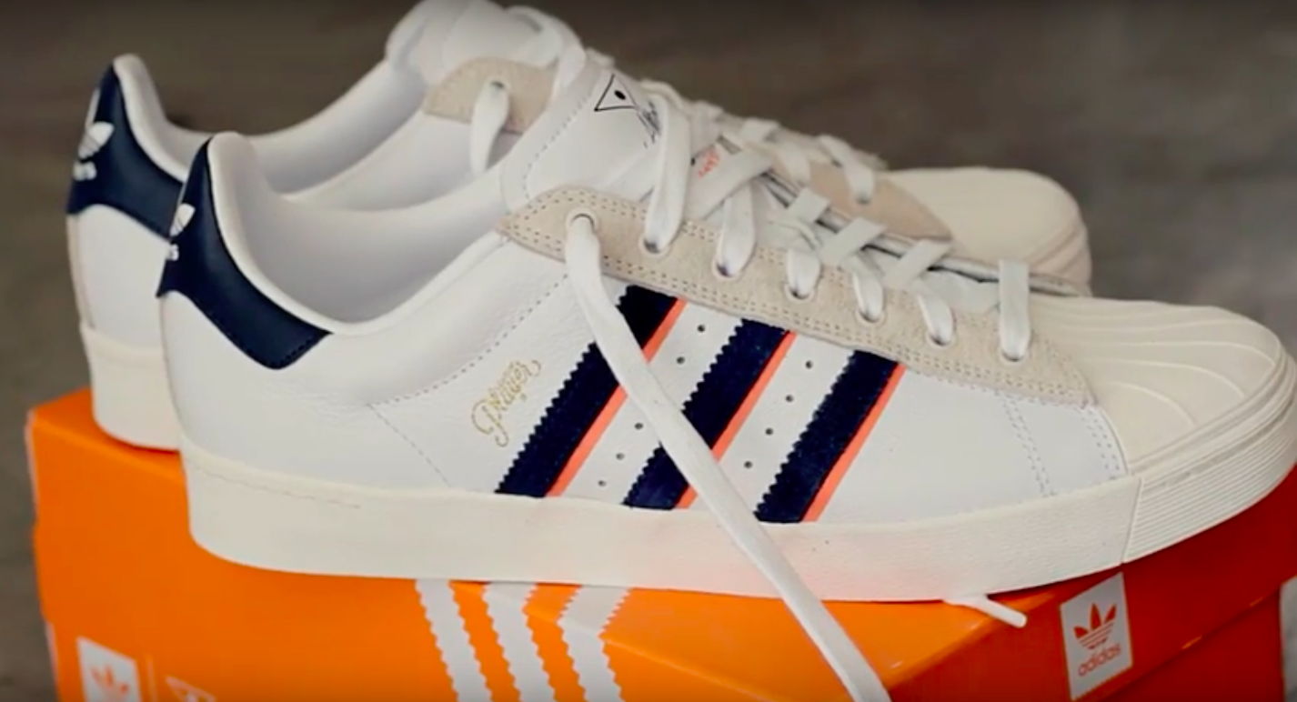 c4dc8bfd1ed SneakersBR Unboxing  adidas Superstar Vulc X Alltimers