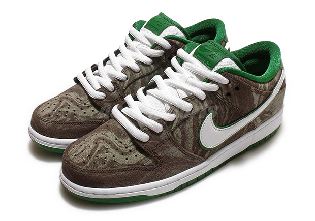 Nike Sb Dunk Low 'Mudguard' – Preview