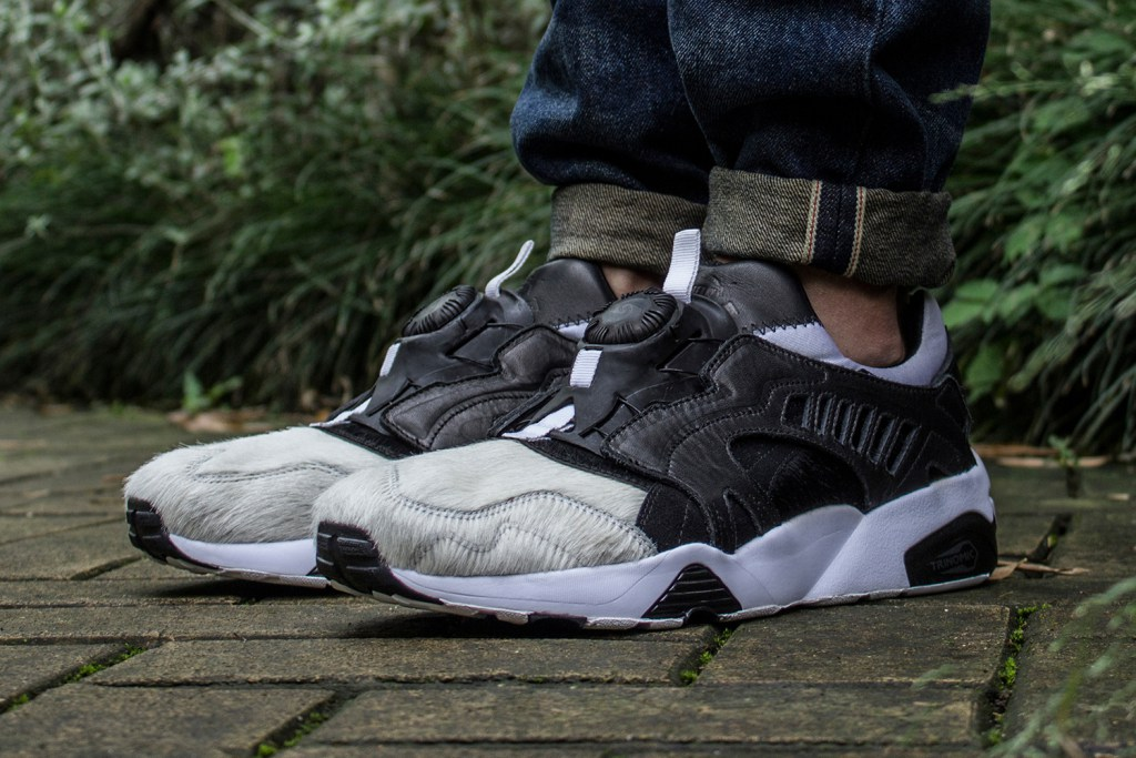 PUMA Trinomic Disc Blaze X Deal