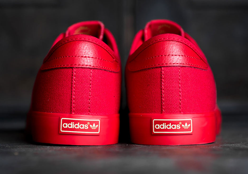 adidas Skateboarding Seeley  All Red  - SneakersBR 14f34d1042623