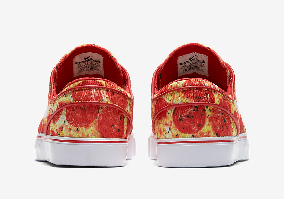 Nike SB X Skate Mental - Zoom Stefan Janoski  Pizza  - SneakersBR 7f1be0f670811
