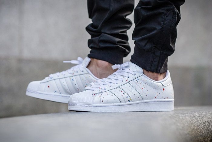sneakers for cheap 9476d 6f8ea adidas Originals Superstar – Speckled Pack