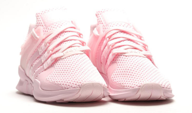 new product 87fde dfcfe adidas EQT Support ADV Clear Pink