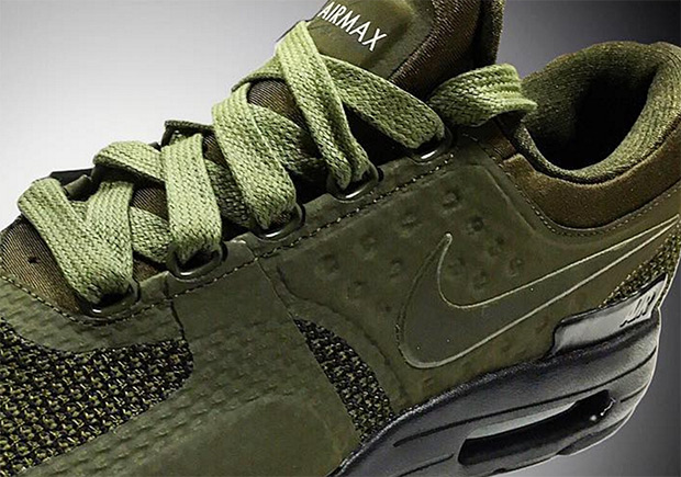 Nike Air Max Zero 'Olive' – Preview