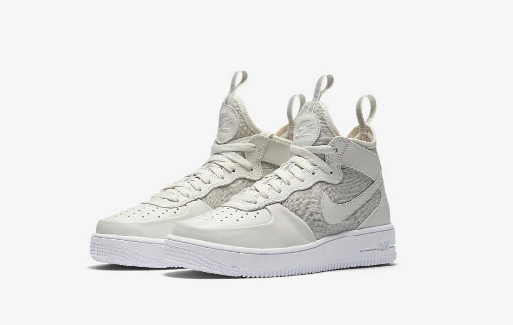 597339e80d Nike WMNS Air Force 1 UltraForce Mid - SneakersBR