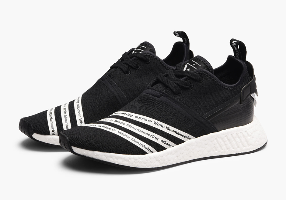 5b663a38f8d adidas X White Mountaineering – NMD R2 PK